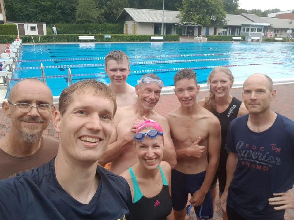 Triathlon in Rendsburg!